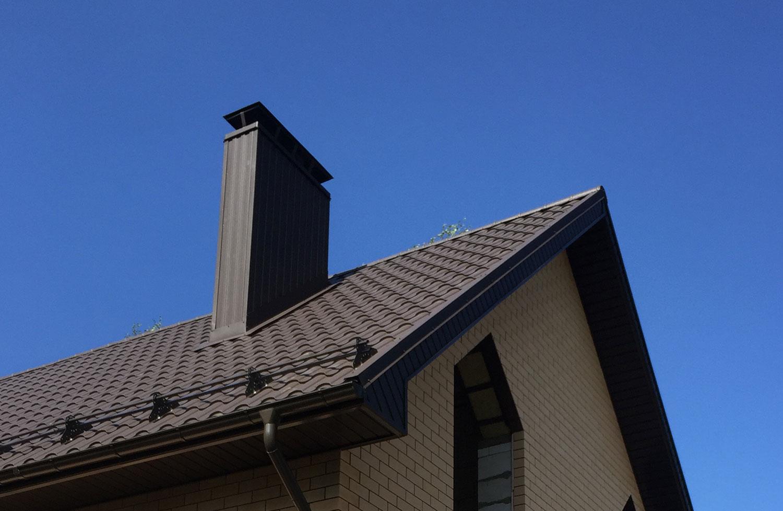 Вытяжка на крышу своими руками 97